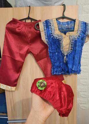 Карнавальный костюм рыцаря, пажа