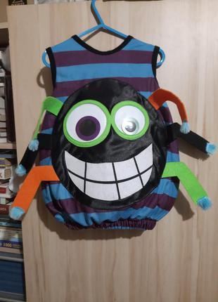 Карнавальный костюм паучок, паук