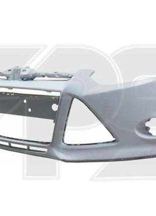 Бампер Ford focus 3 капот фара усилитель фонарь