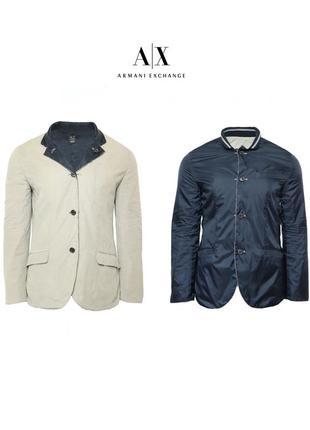 Мужская двухсторонняя куртка