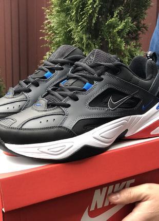 Черно-белые кроссовки Nike