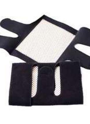 Турмалиновый пояс для колен, пара, наколенники.