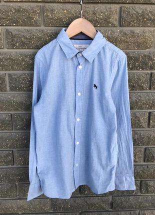 Рубашка с мелкой нашивкой