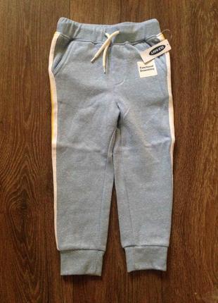 Джоггеры   (детские спортивные штаны) old navy с боковой полоской