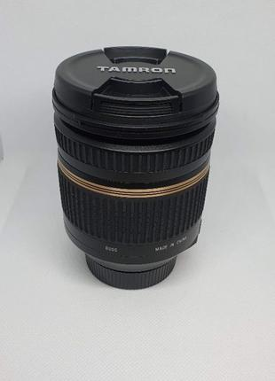 Объектив Tamron SP 17-50mm f/2.8 XRDi II VC (Nikon) Black