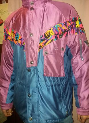 Куртка ветровка asics