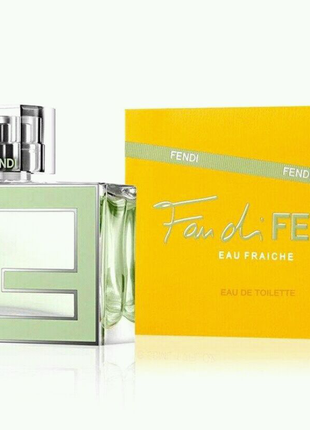 Женские духи Fendi Fandi Fresh 75ml
