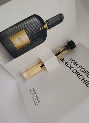 Скидка 3-дня🔥🔥🔥5мл стойкие мини парфюм tom ford black orchid