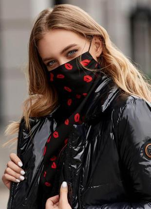 Шейный платок-маска