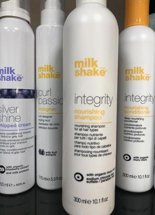 Шампунь Milk Shake Integrity Nourishing Shampoo