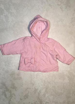 Детская куртка весна осень