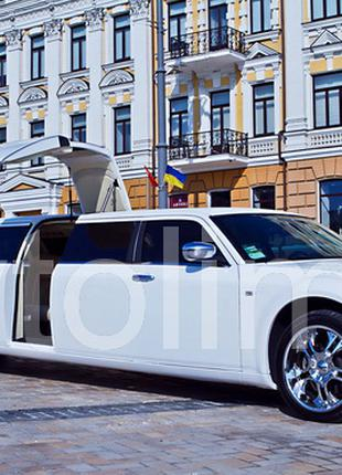 002 Лимузин Chrysler 300C Rolls-Royсe Phantom
