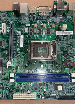 Материнская плата S1150 Acer H81H3-AM