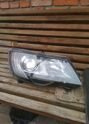 Фара Правая Skoda superb B6 3T1941016F
