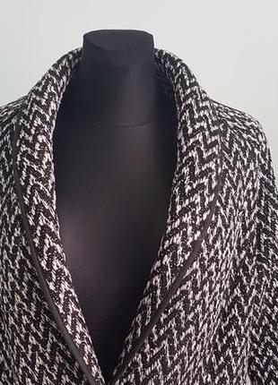 Пальто new look oversize шерсть