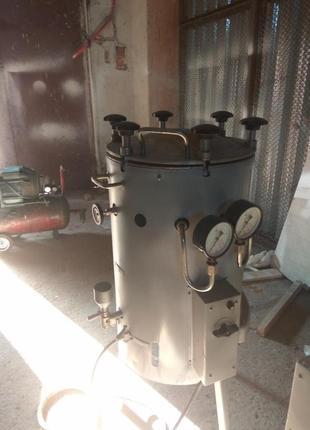 Стерилизатор паровой ВКУ-50