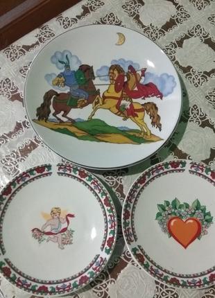 Декоративные тарелки Коростень