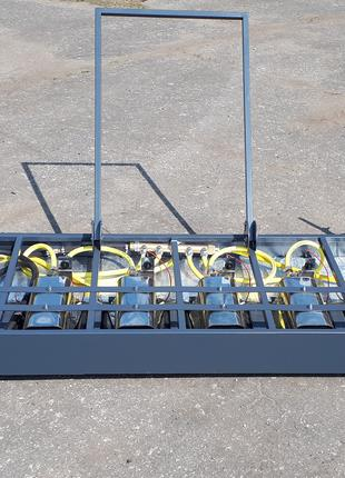Установка ямочного ремонта серии IHT 6-8