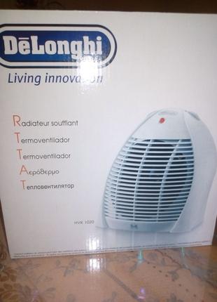 Тепловентилятор Delonghi
