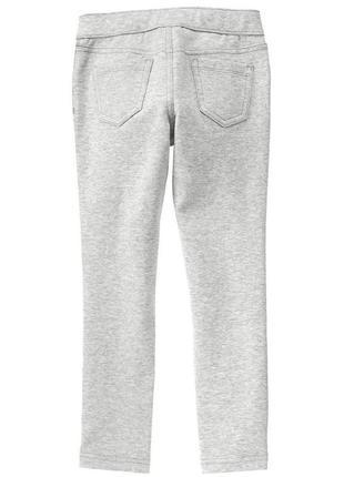 Джеггинсы, штаны, брюки трикотажные gymboree ponte pants на 4-...