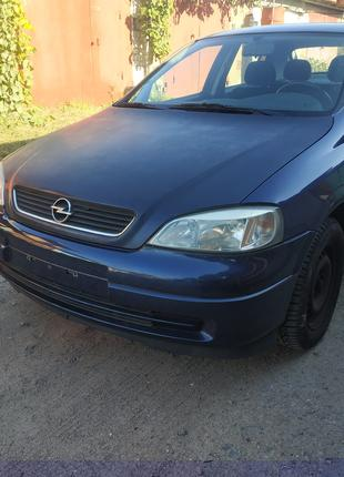 Opel Astra G 98 г.в. 1.6 по запчастям