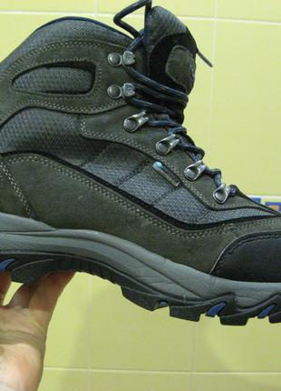 Ботинки Hi-Tec 44 кожа