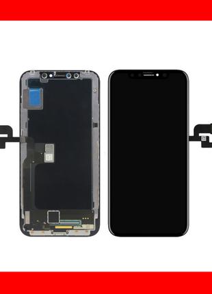 Дисплей iPhone X (OLED), тачскін, екран, модуль, айфон Купить