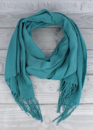 Демисезонный тонкий кашемировый шарф, палантин ozsoy 7180-7 го...