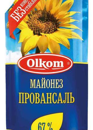 Майонез Провансаль 67% д/п Олком