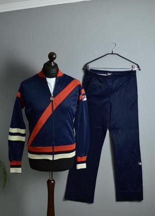 Спортивный костюм fila vintage sport suit