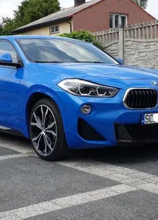 Разборка BMW X2 F39 2017- Запчасти новые и Б/у Бмв Х2