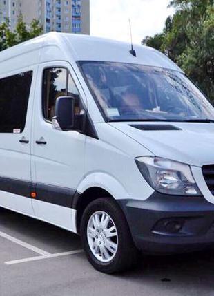 310 Микроавтобус Mercedes Sprinter прокат