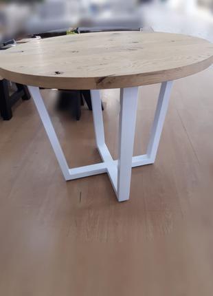 Круглый стол, Лофт стиль, столы под заказ