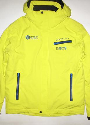 Куртка SUN VALLEY esf courchevel ski jacket (размер M)