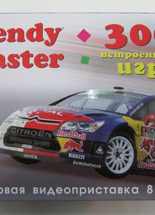 Dendy Master 8 bit + 300 встроенных игр