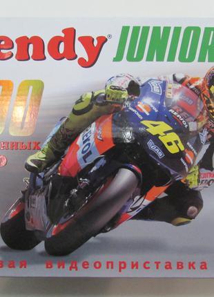 Dendy Junior 8 bit + 300 встроенных игр