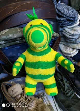 Мягкая игрушка, неизвестный зверь))