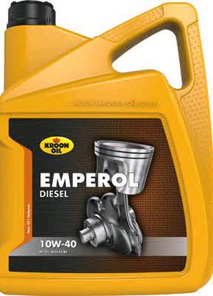 Моторное масло Kroon-Oil Emperol Diesel 10W-40 5 л