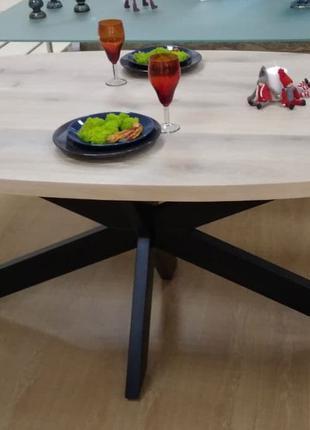 Обеденный стол, Loft стиль, под заказ