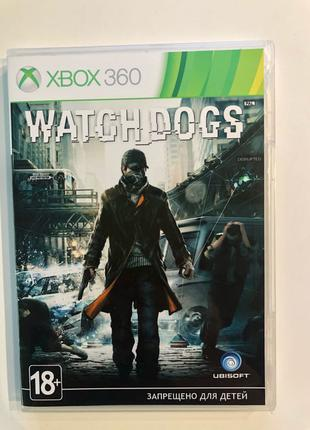 Watch Dogs Xbox 360 lt3.0 rus