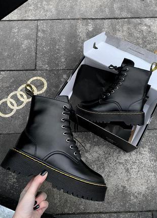 𝐃𝐫.𝐌𝐚𝐫𝐭𝐞𝐧𝐬 𝐉𝐚𝐝𝐨𝐧 𝐙𝐢𝐩 𝐏𝐫𝐞𝐦𝐢𝐮𝐦 fur od ботинки мартинсы наложенны...