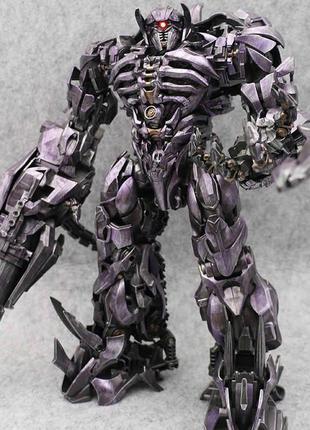 Робот-трансформер Шоквейв, Zeus Magic, 35 см Shockwave
