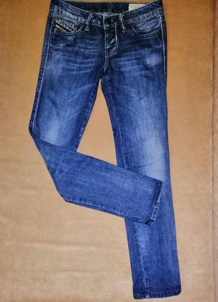 Джинси жіночі Diesel, джинси 24 розмір, джинсы скини