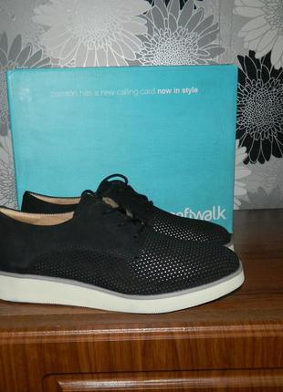 Softwalk willis nubuck oxfords туфли оксфорды оригинал 39 р.