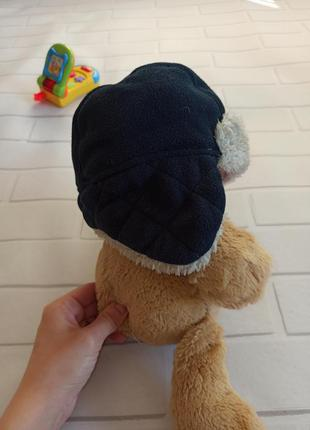 Шапка зимняя george, детская шапка на мальчика