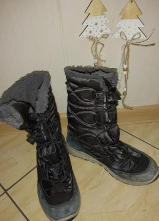 Сапоги ботинки детские зимние сноубутсы