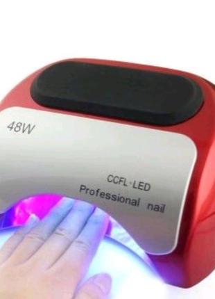 Лампа для маникюра CCFL+LED
