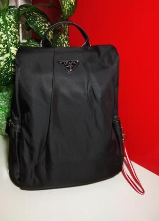 Рюкзак нейлоновый стильный