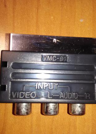 Переходник RCA SCART Качество!