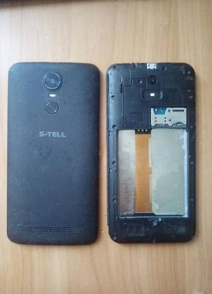 Розборка S-Tell c552